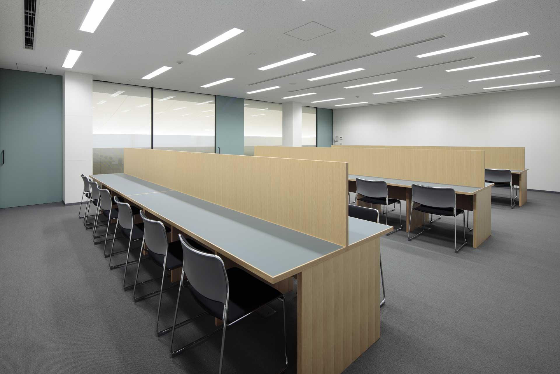 学習室の画像